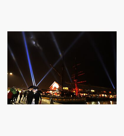 Dark mofo 2014  Photographic Print