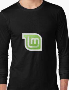 Linux Mint Gnome Kde Tees Long Sleeve T-Shirt