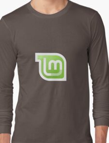 Linux Mint Gnome Kde Tees Long Sleeve T-Shirt