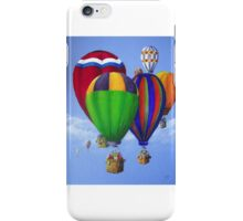 Up, Up and Away Again by Heather Holland iPhone Case/Skin
