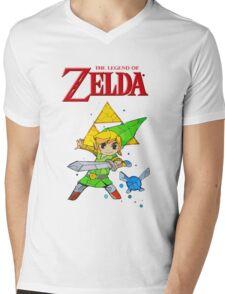 Link, I am a Legend Mens V-Neck T-Shirt