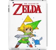 Link, I am a Legend iPad Case/Skin