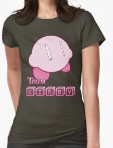 Team Kirbyy Womens Fitted T-Shirt