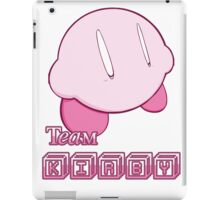 Team Kirbyy iPad Case/Skin