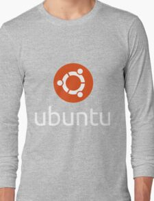 Linux Ubuntu Tees Long Sleeve T-Shirt