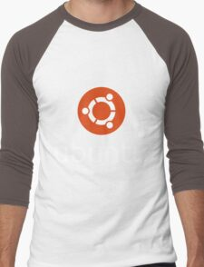 Linux Ubuntu Tees Men's Baseball ¾ T-Shirt