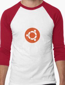Linux Ubuntu Tees Men's Baseball ¾ T-Shirt