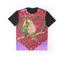 LOVEBIRDS Graphic T-Shirt