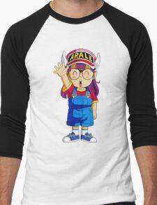 Arale  Men's Baseball ¾ T-Shirt