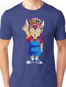 Arale  Unisex T-Shirt