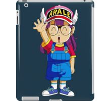 Arale  iPad Case/Skin