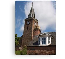 A Church in Inverness Canvas Print