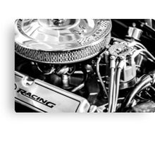 289 Ford Mustang V8 Engine Canvas Print