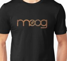 Rusty vintage moog synth Unisex T-Shirt