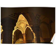 Safavi Architecture Poster