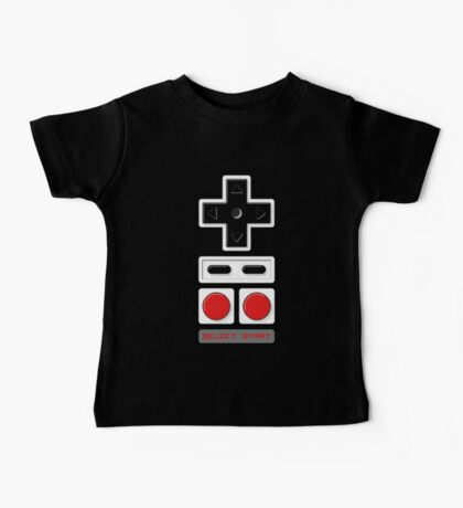 Select Start - Controller Baby Tee