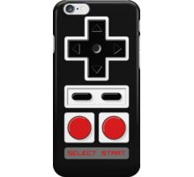 Select Start - Controller iPhone Case/Skin