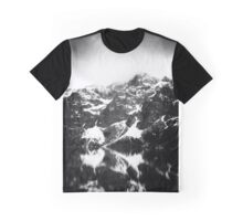 view on the High Tatras I Graphic T-Shirt