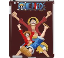 luffy-one piece iPad Case/Skin