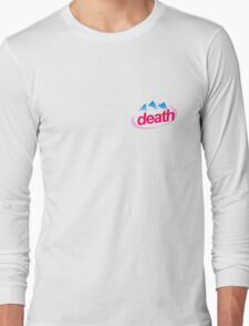 death Long Sleeve T-Shirt