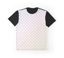 Mermaid Pix-scales (on white) Graphic T-Shirt