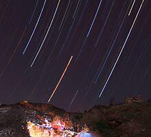 Star trails by timstarz