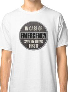 Save my guitar Classic T-Shirt