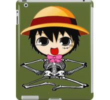 skull luffy-one piece iPad Case/Skin