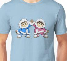 Ice Climbers SSBM Unisex T-Shirt