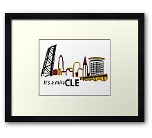 It's a miraCLE Framed Print