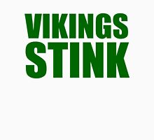 Green Bay Packers - Vikings Stink - Green Unisex T-Shirt