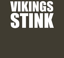 Green Bay Packers - Vikings Stink - White text Unisex T-Shirt