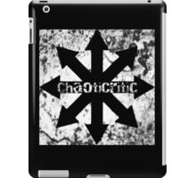 Comical Carnage - ChaotiCritic iPad Case/Skin
