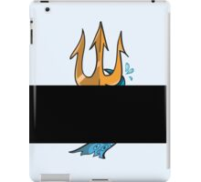 Trident Design iPad Case/Skin
