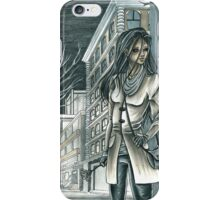 Moon Above You iPhone Case/Skin