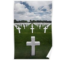 Douaumont Ossuary, France Poster