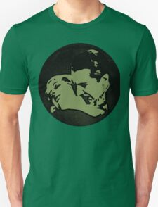 Count Dracula and Victim T-Shirt