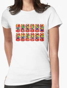 Celebrations Womens Fitted T-Shirt