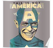 This Is Not America Poster