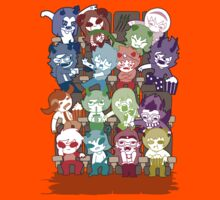 Cinema Trolls of Homestuck by HeyD
