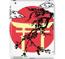 Japanese torii iPad Case/Skin
