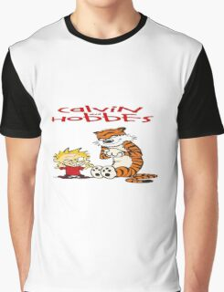 calvin and hobbes bad Graphic T-Shirt