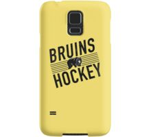 Bruins Hockey Samsung Galaxy Case/Skin