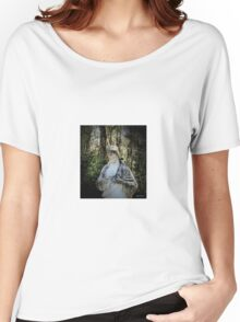 Truth of Love and Gentle Spirit Artistic Photograph  Women's Relaxed Fit T-Shirt