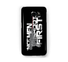 Nice Men Shoot First Samsung Galaxy Case/Skin