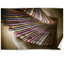 Floppy Fractal Poster