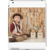 Just Look At Me iPad Case/Skin