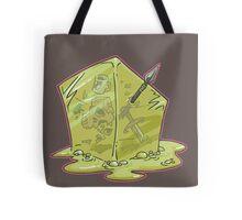 Gelatinous Cube Tote Bag