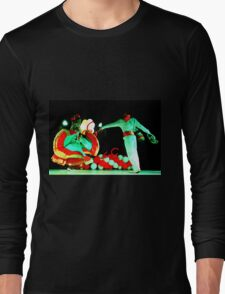 Cali Dancers In Andalucia, Colombia III Long Sleeve T-Shirt