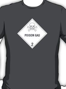 HAZMAT Class 2: Gases T-Shirt